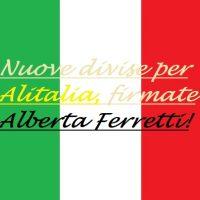 Alberta Ferretti 4 Alitalia