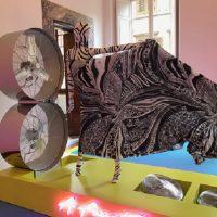 Bonaveri a fun pof Emilio Pucci Exhibition